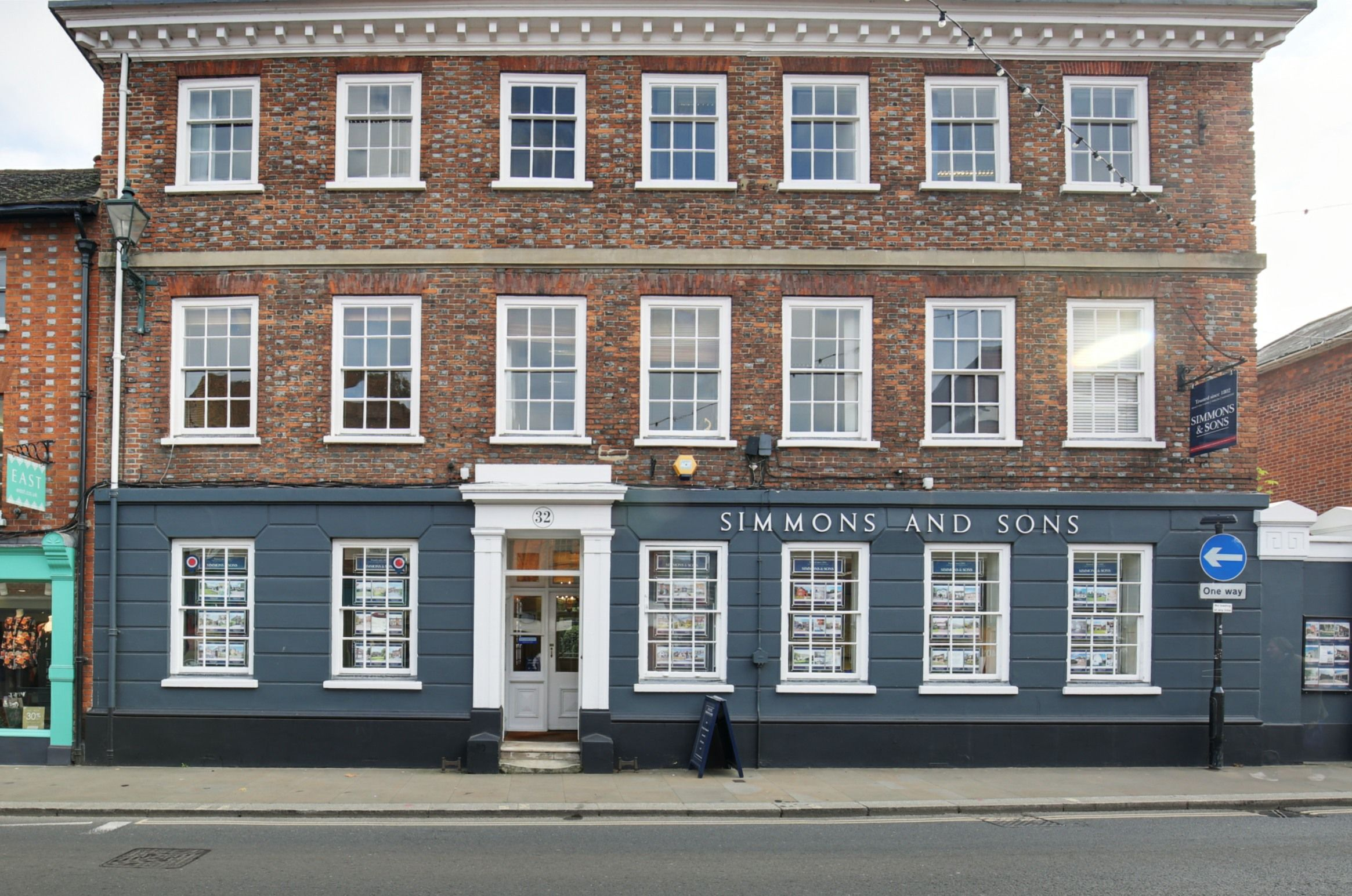 commercial property lettings agent branch in henley on thames